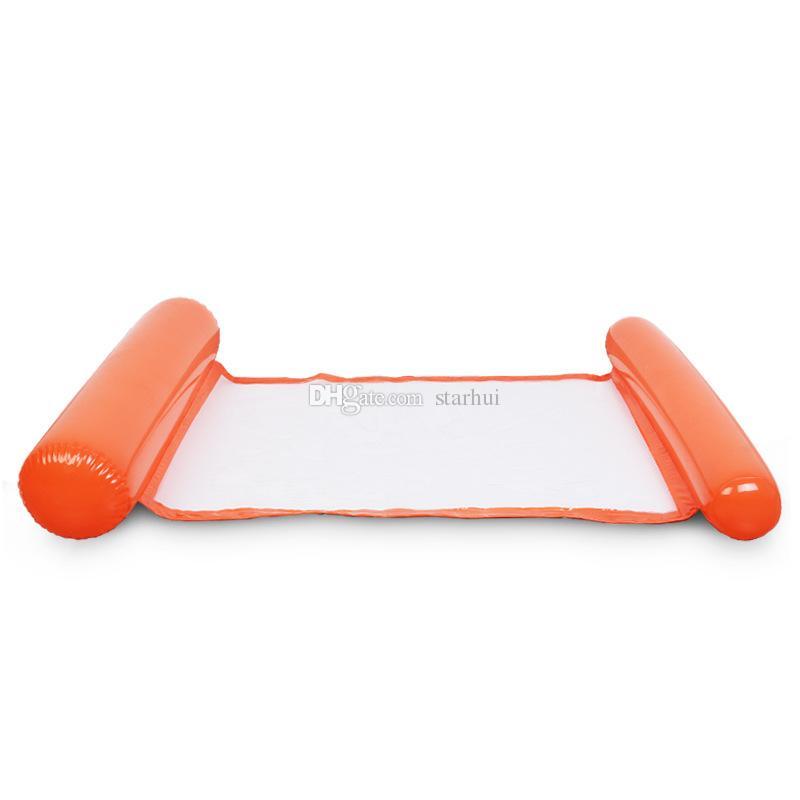 새로운 여름 수영장 풍선 물 부동 해먹 라운지 침대의 자 여름 풍선 수영장 부동 플로트 침대 WX9-593