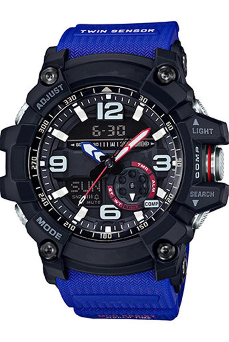 Digitale Uhren Elektronische Uhr 71 Camo Drei Augen Mode Herren Digital Led Analog Quarz Alarm Datum Sport Armbanduhr Uhren