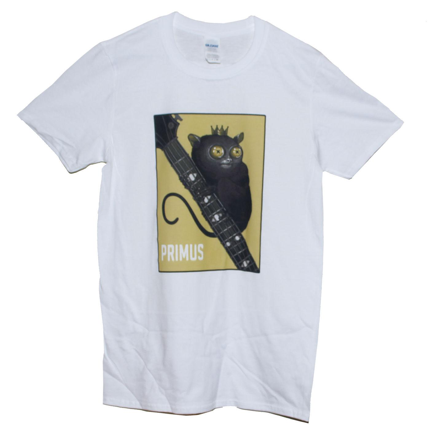PRIMUS T SHIRT Metal Punk Rock Clutch Weezer Melvins Graphic Band Tee  Unisex Men's Clothing T-Shirts Tees Men Hot Cheap