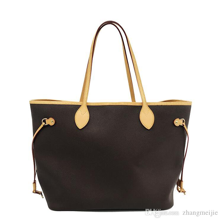aad682a0593a High Quality Handbag 2 Size Europe 2019 Luxury Brand Women Bags Famous Designer  Handbags 3 Colour Designer Luxury Handbags Purses Backpacks White Handbags  ...