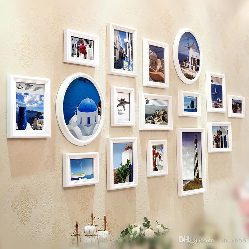 Großhandel Bilderrahmen Set Family Frame Picture Wandbehang ...