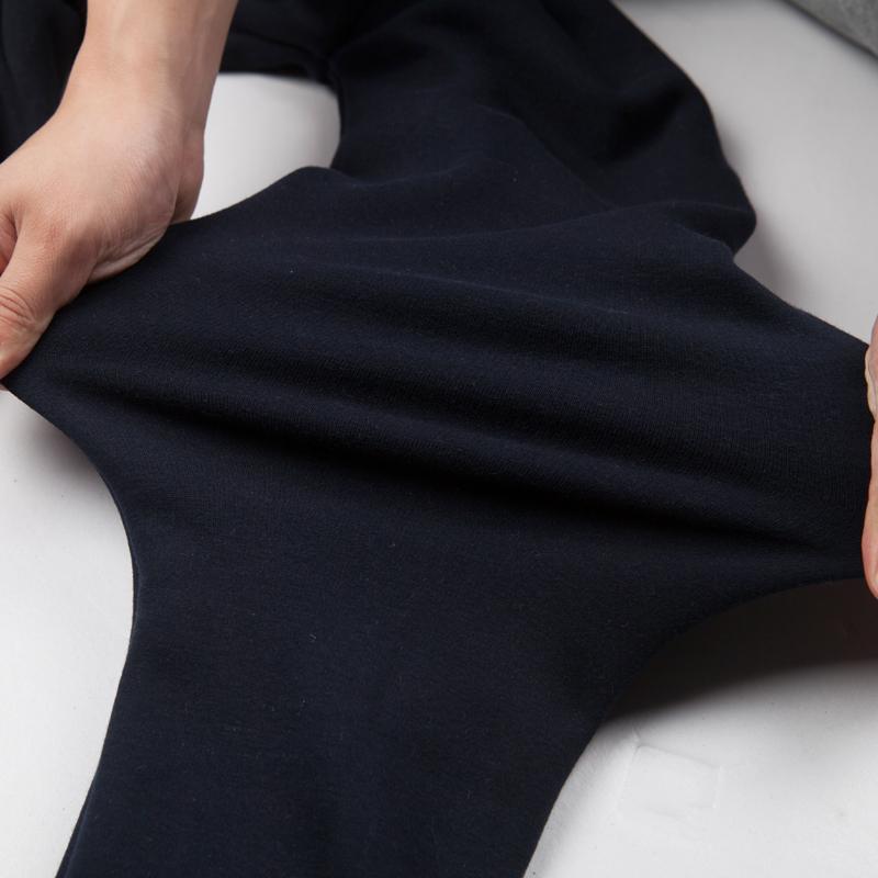 Tresdin Damenbekleidung Bonbonfarben Frauen Hosen Plus Samt Dicke Warme Hosen Damen Spitze Hosen Für Winter Super Elastic Weiblich