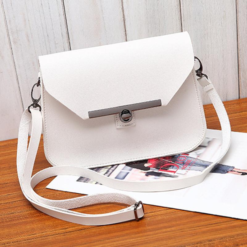 725b0fb791237 Großhandel Designer Handtaschen Mode Sommer Kleine Tasche Weibliche Weiche  Pu Leder Schulter Messenger Bags Crossbody Frauen Weiße Handtasche Von  Cutemerry