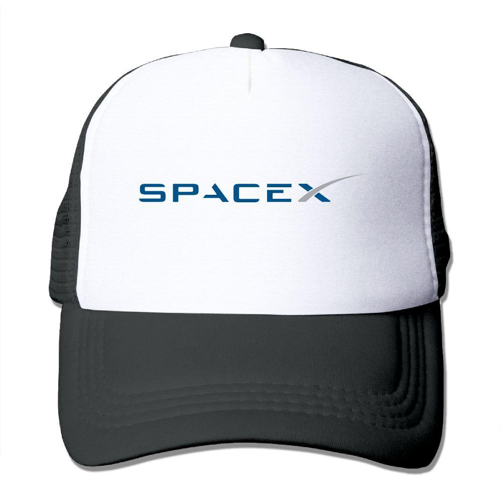 e27388ee0 2018 Baseball Capt Spacex Space X Women Men Summer Cool Snapback ...