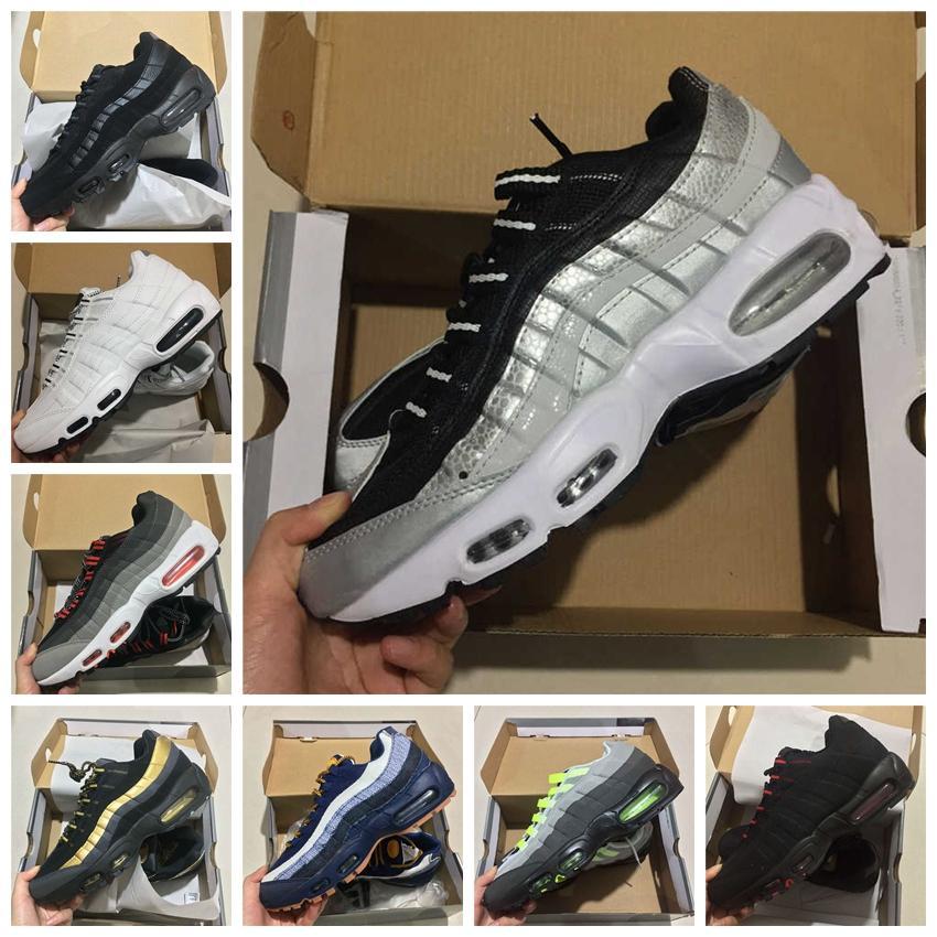 outlet store 69137 50c14 Acquista Nike Air Max 95 Scarpe Da Basket All ingrosso Sconto Da Corsa  Sneakers Da Ginnastica Economica Sneaker Da Ciclismo Scarpe Da Donna Da  Donna N 13 A ...