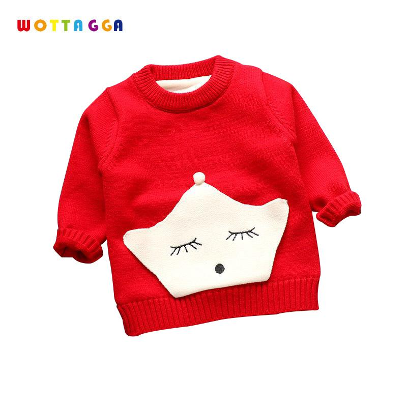 af23ec640 WOTTAGGA Boys Cardigans 2017 Toddler Sweaters Girls Pullover Long ...