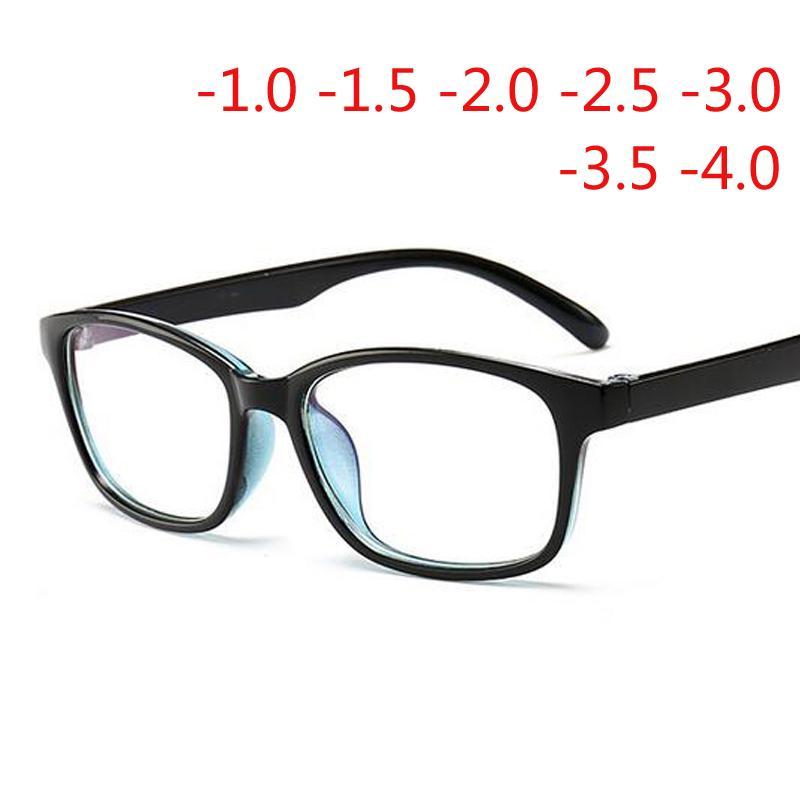 ca9231d2dc1 2019 New Popular Computer Glasses Frame Women Men Anti Blue Radiation  Protection Flat Mirror Square Myopia Frame Eyeglasses From Spectalin