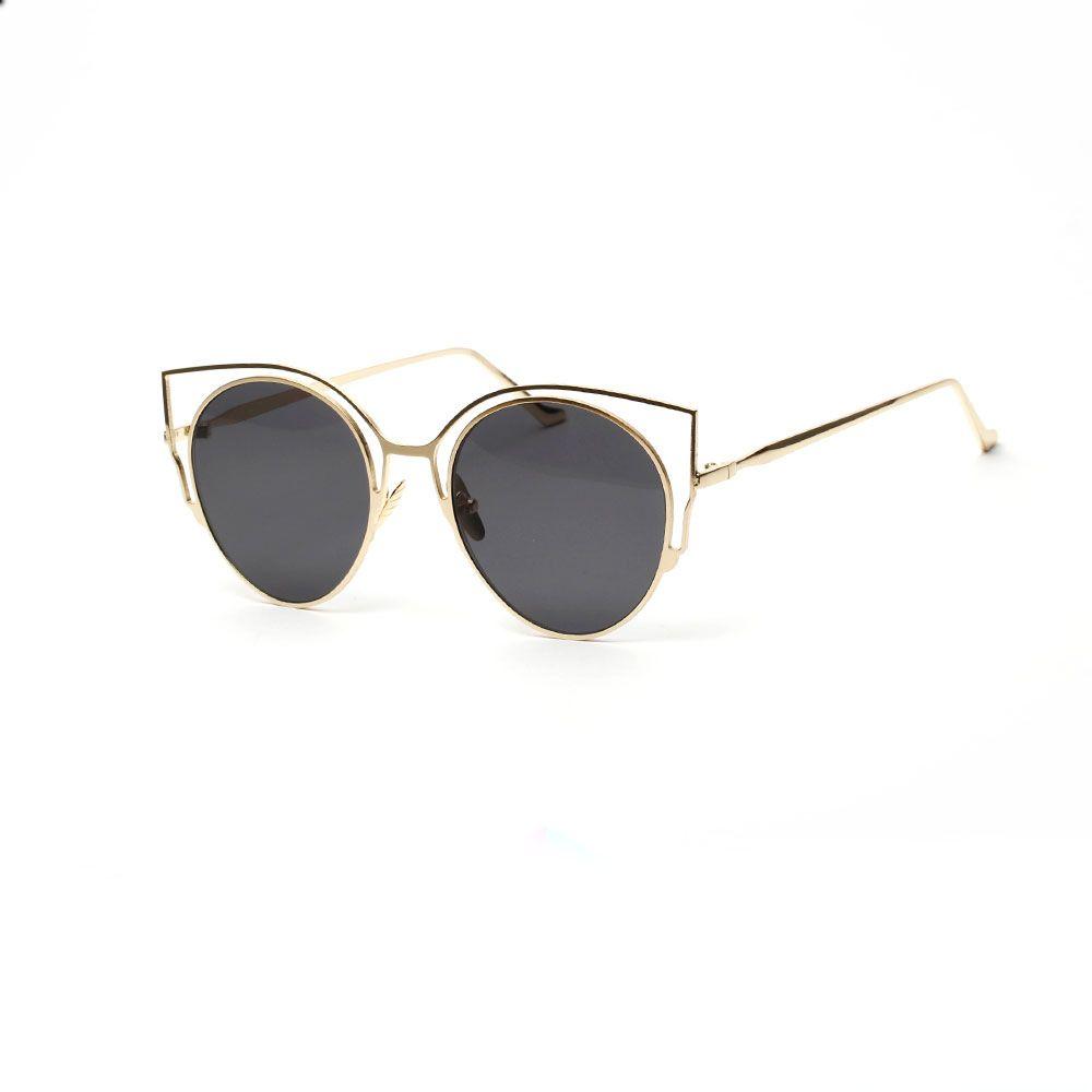 d9355ba354243 OUTEYE Classic Brand Designer Cat Eye Sunglasses Women Vintage Retro Female  Sunglass Mirror Lady Sun Glasses Women Shades Q2 Native Sunglasses  Wholesale ...