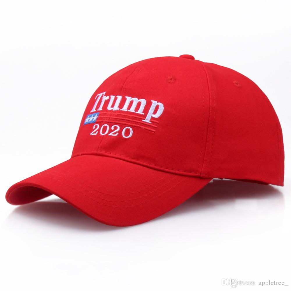 ba81bb22c86 Women Men Embroidery Hat Trump 2020 Cap Baseball Caps Make America Great  Again Hats Adult Sports Hat Womens Snapback Mens Snapbacks Mesh Hats  Superman Cap ...