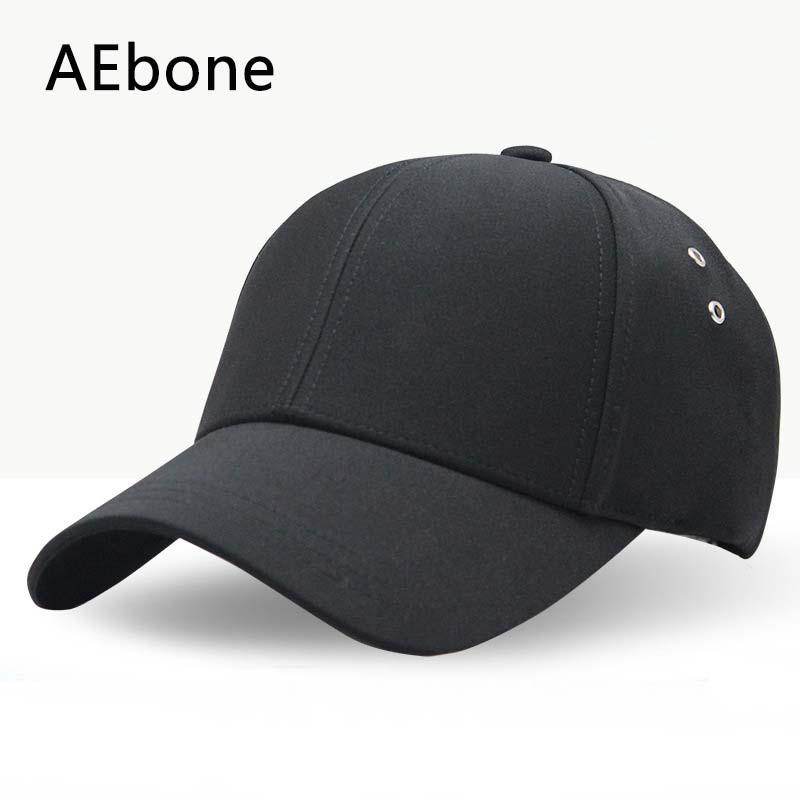 70f9765d3bf AEbone Baseball Cap Hat Men Women Classic Adjustable Plain Blank Black  Leisure Summer Spring Caps Shut Up Embroidery Hat AE8016 Hats And Caps  Skull Caps ...