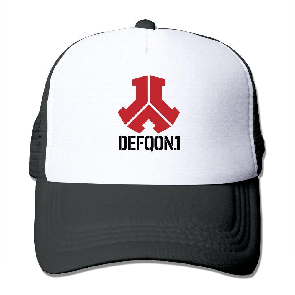 37819ff9bc0f5 Men Women Baseball Cap Defqon.1 Rock Band Printed Summer Cool Snapback Caps  Trucker Hat Mesh Hat Adjustable Visors Millinery From Junemay