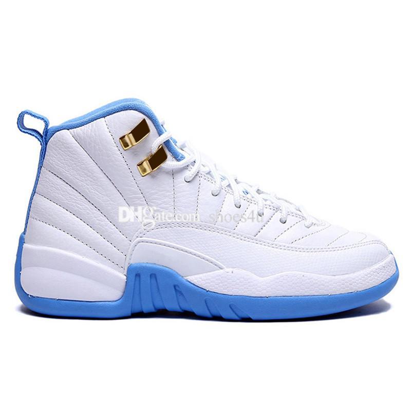 Hot 12 12 s chaussures de basket-ball hommes blé gris foncé jeu de la grippe de bordeaux