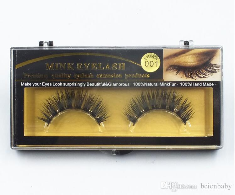 2501bba18dc Drop Ship Wholesale 3D Mink False Eyelashes 19 Styles Handmade Beauty Thick  Long Soft Mink Lashes Fake Eye Lashes Eyelash Red Cherry Lashes Eyelashes  From ...