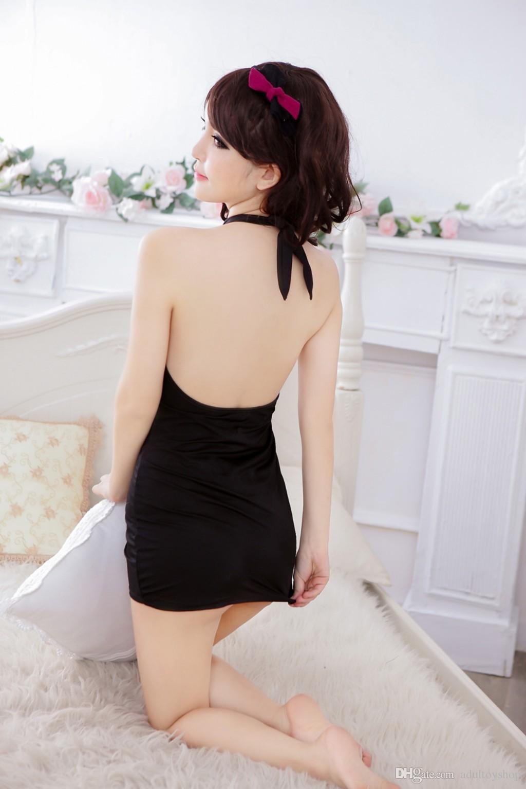 Pijamas sensuais, isca transparente, saia uniforme seduzir, pijamas abertos, vestido sexy menina de renda, saia sexy, roupa íntima Sexy