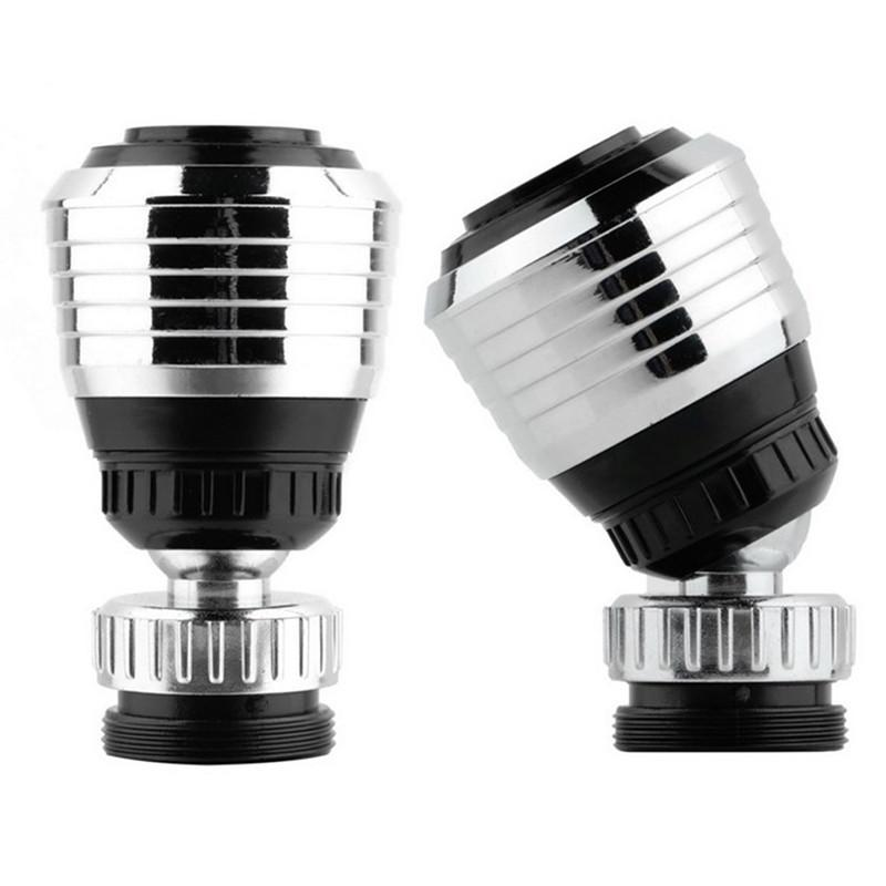 2018 Faucet Aerator 360 Rotate Swivel Faucet Nozzle Filter Adapter ...