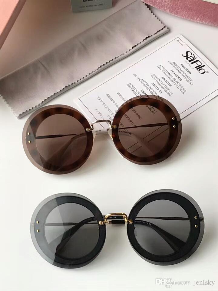 251dcdef7f Round Oversized Sunglasses SMU10RS Tortoise Shell Sonnenbrile Des Lunettes  De Soleil Women Designer Sunglasses Glasses Shades New With Box Sunglasses  Hut ...
