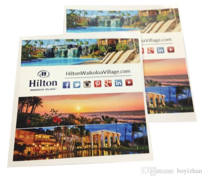 Top quality high demand best price wholesale custom adhesive permanent 3m  vinyl stickers