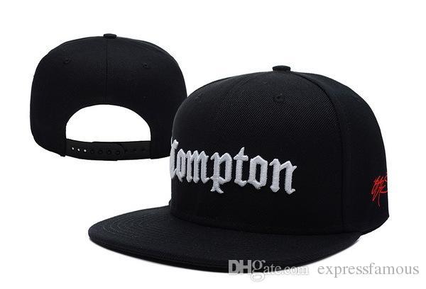 New Fashion SSUR Compton Snapback hats starter compton men's and women exclusive adjustable baseball caps hip hop bboy street dancer cap
