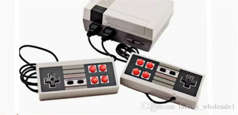 جديد وصول البسيطة التلفزيون ألعاب الفيديو المحمولة باليد للألعاب لوحات المفاتيح مع صناديق البيع بالتجزئة dhl