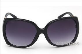 6 Couleur Marques de Luxe Lunettes de soleil rétro Vintage Femmes Protection de la mode féminine Lunettes de soleil Lunettes de soleil femme Vision Care avec Logo