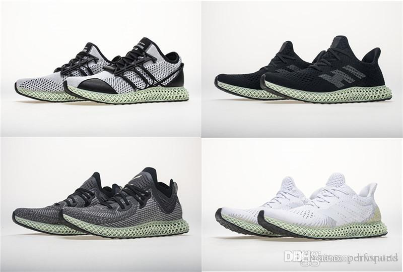 53dee78003353 2019 2018 Release New Shoes Y 3 Runner 4D Futurecraft Future Craft LA  CWHITE AlphaEdge LTD Ash Green Man Running Sneakers Size 40 44 From  Hxsports