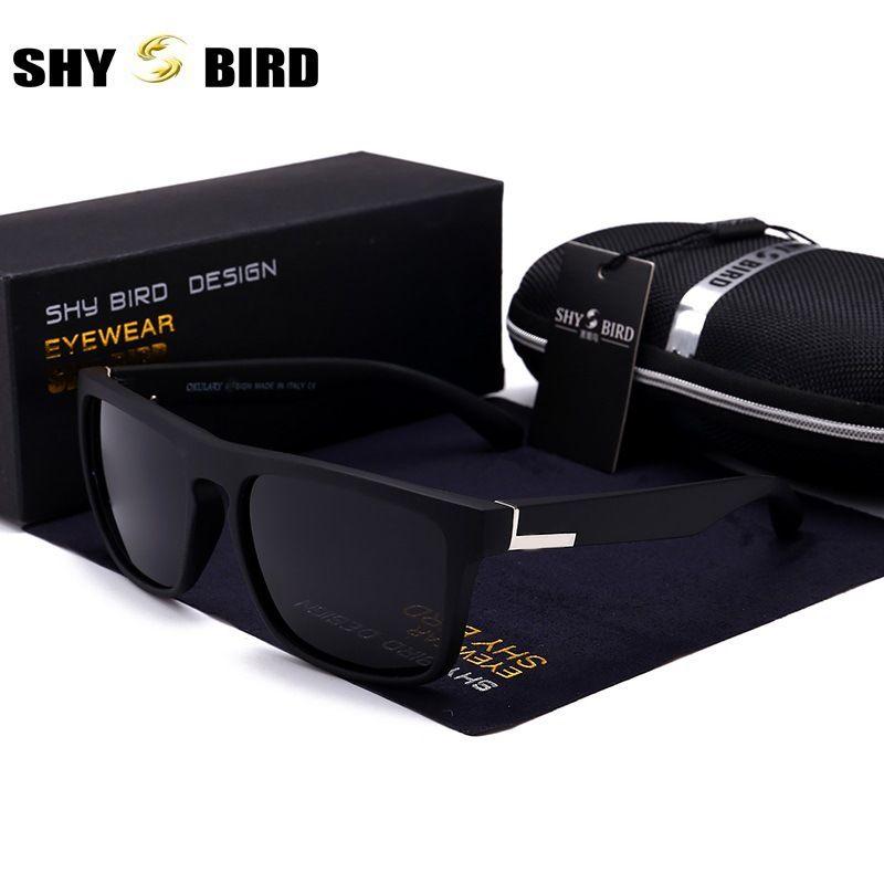472a972d983 SHYBIRD Polarized Lens Pilot Sunglasses Women Fashion Brand Designer ...