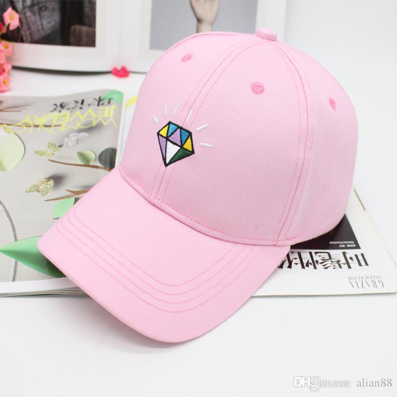 Feitong Qualitäts-Frühlings-Baumwollkappe-Baseballmütze-Hysteresen-Hut-erwachsene Art- und Weisefrauen-Baseballmütze