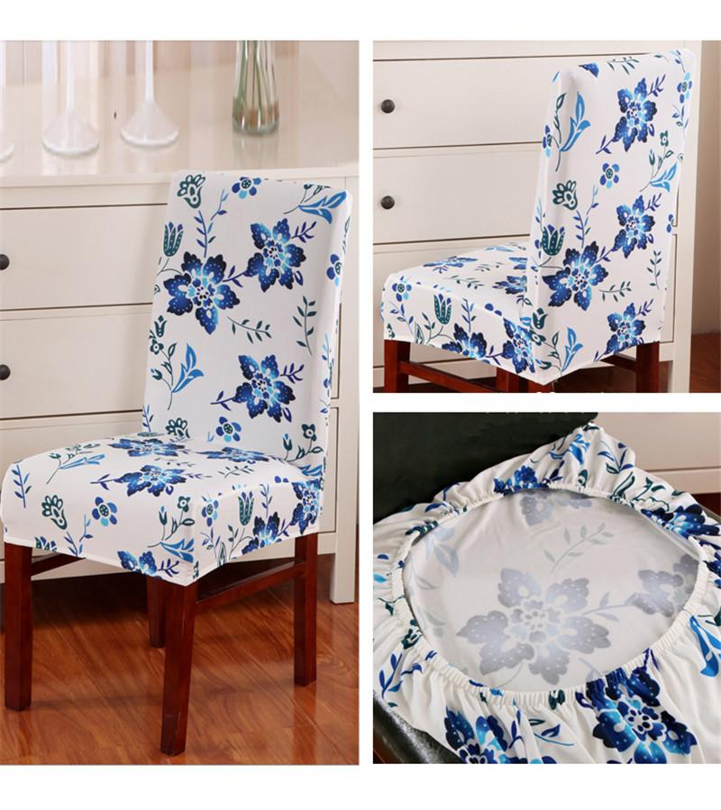 Astonishing Multifunctional Christmas Chair Covers Home Dining Antifouling Chair Cover Removable Elastic Xmas Slipcover Seat Covers Home Decor Ornament Alphanode Cool Chair Designs And Ideas Alphanodeonline
