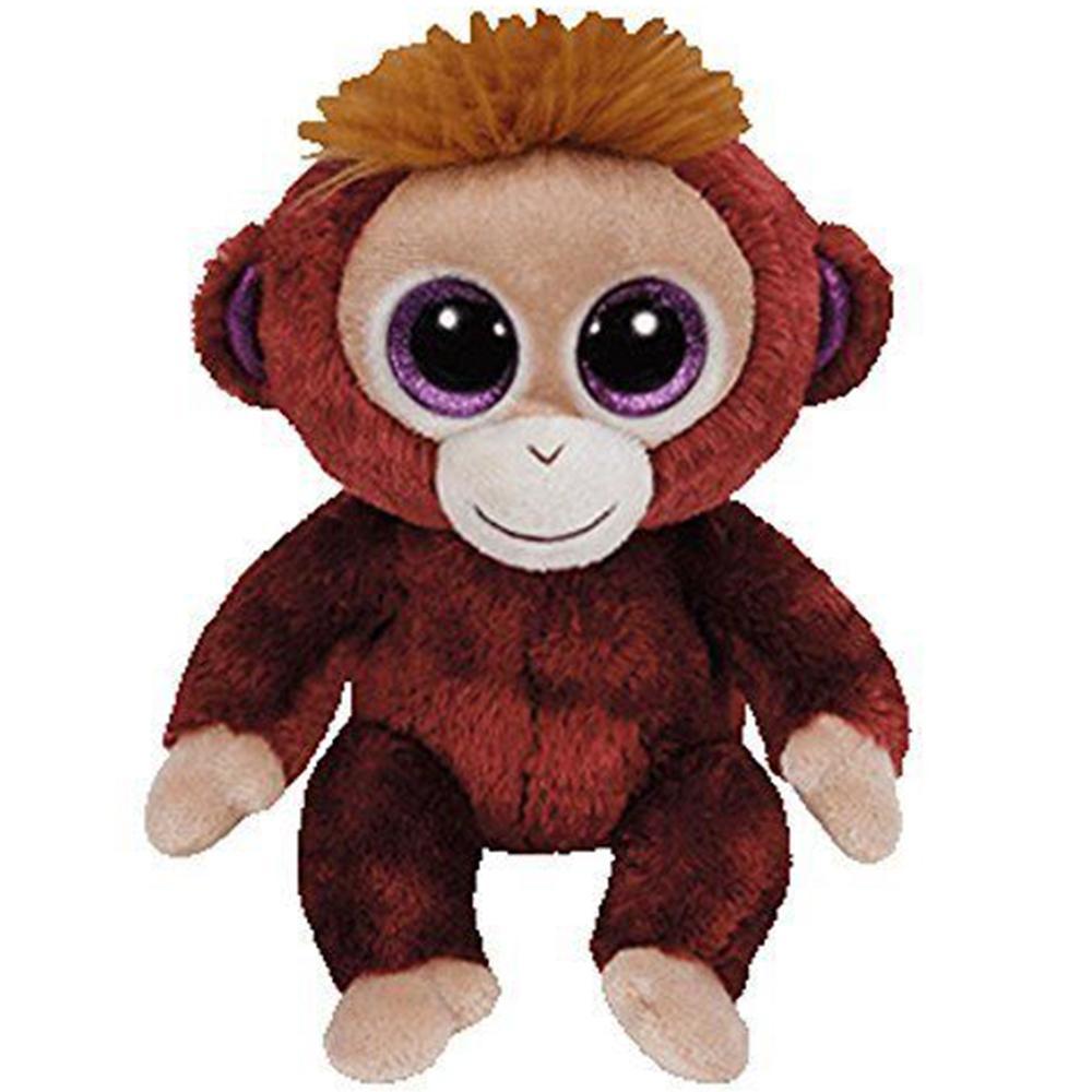 2019 Pyoopeo Ty Beanie Boos 6 15cm Boris The Monkey Plush Regular Soft Big  Eyed Stuffed Animal Collectible Doll Toy From Redeye 7482e90336c