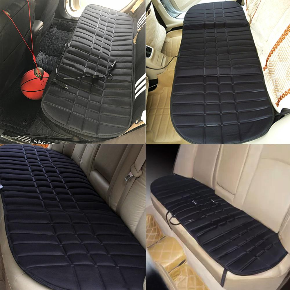 Wholesale Heater Warmer Car Rear Seat Heated Pad Cushion Warm Keeping Covers For Cold Weather Winter Styling Auto Accessories Infant