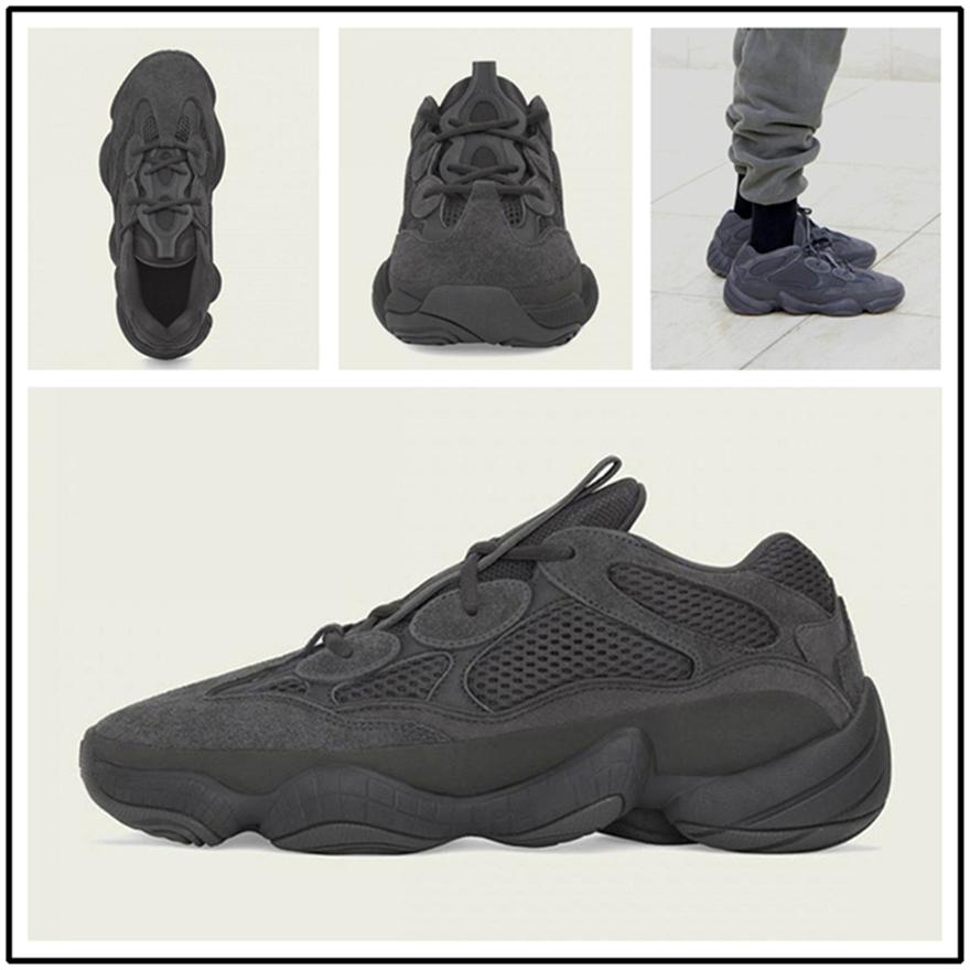 aafb0797c 2019 ORIGINALS BOOST 500 Utility Black F36640 UTIBLK RUNNING SHOES FOR MEN  WOMEN 2018 KANYE WEST AUTHENTIC SNEAKERS SPORTS From Hy5225