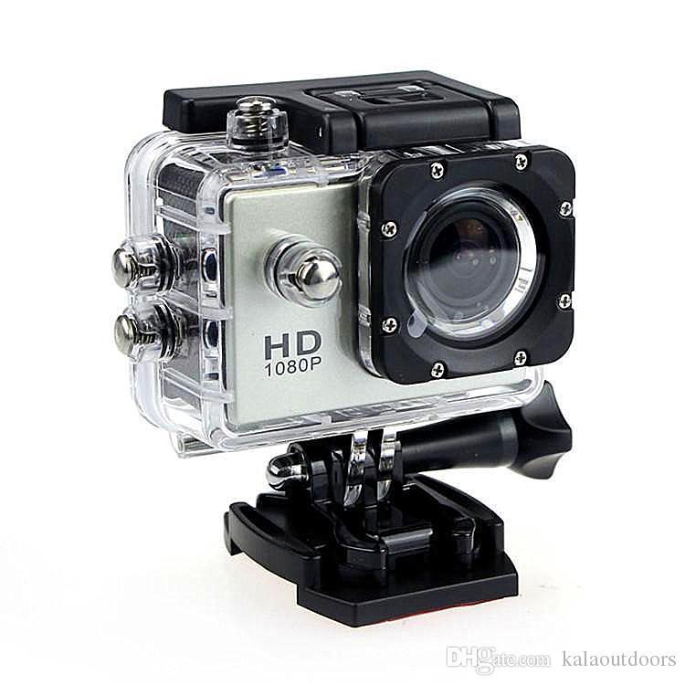 Appareil photo de sport SJ 4000 1080P LCD Full HD de 2 pouces sous l'enregistrement DV étanche du sport 30M