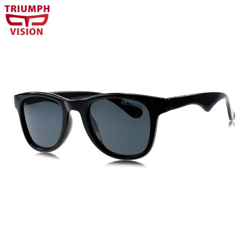 bd3f7fdbeb398 Compre TRIUMPH VISION Gafas De Sol Polarizadas Para Mujeres Que Conducen  Sun UV400 Gafas De Sol Mujer Conductor Polaroid Shades Lunette De Sol Nuevo  A ...