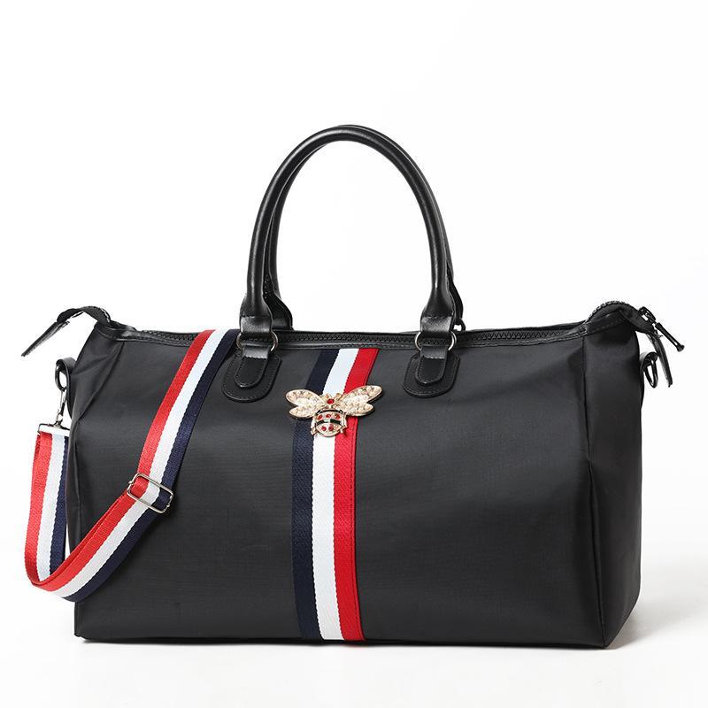 Large Capacity Women Waterproof Travel Bags Classical Designer Men ... 7f7a2075bbab5