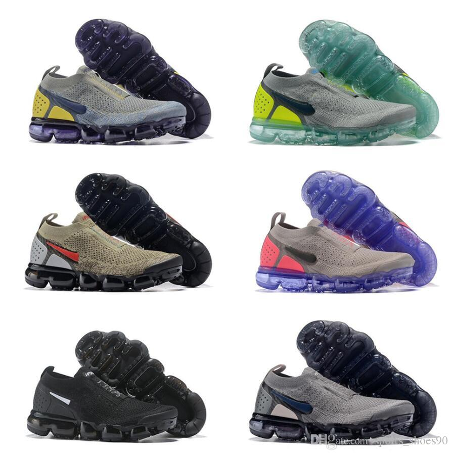 purchase cheap 15787 3cf50 Acheter Airs Sans Lacets Maxi MOC 2 V2 2.0 Chaussures De Sport Hommes  Sneakers Femmes Chaussures De Sport Moins Cher Hommes Entraîneurs De Plein  Air ...