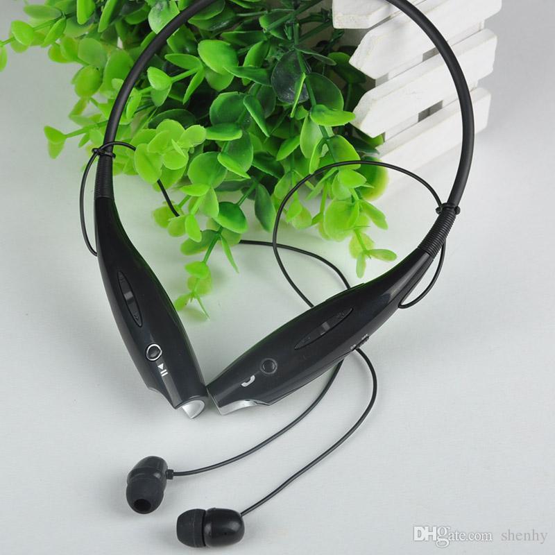 HBS730 Casques stéréo sans fil Bluetooth Tone + Casque Sport Apt X Écouteurs intra-auriculaires pour LG / iPHONE HBS 730 4.0 Écouteurs