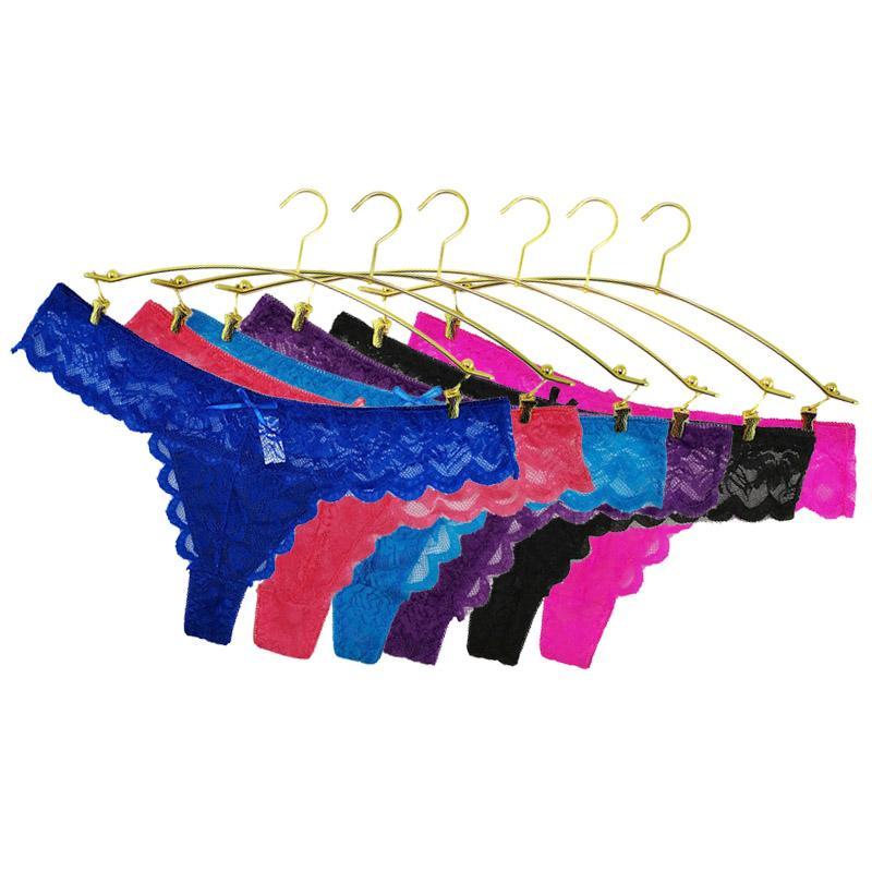 daa16c722a276 Compre 1 Unids   Lote S XL Ropa Interior De Mujer Pantalones Tanga Ropa Íntima  Encaje Tanga Sexy Ropa Interior Para Mujer Bragas De La Ropa Interior  Bikini ...