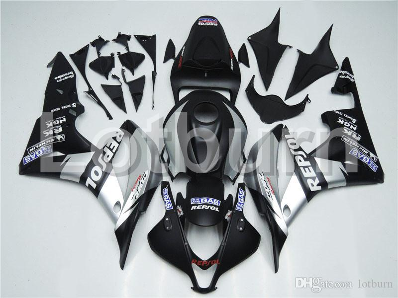 Plastic Fairing Kit Fit For Honda CBR600RR CBR600 CBR 600 RR 2007 2008 07 08 F5 Fairings Set Custom Made Motorcycle Bodywork A234