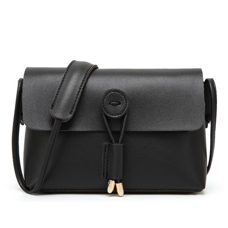 45fb083304a0 Brand New Women S PU Leather Small Shoulder Bag Designer Lady Crossbody Bag  Euro Purses And Handbags Evening Party Messenger Clutch Purses Purses  Wholesale ...