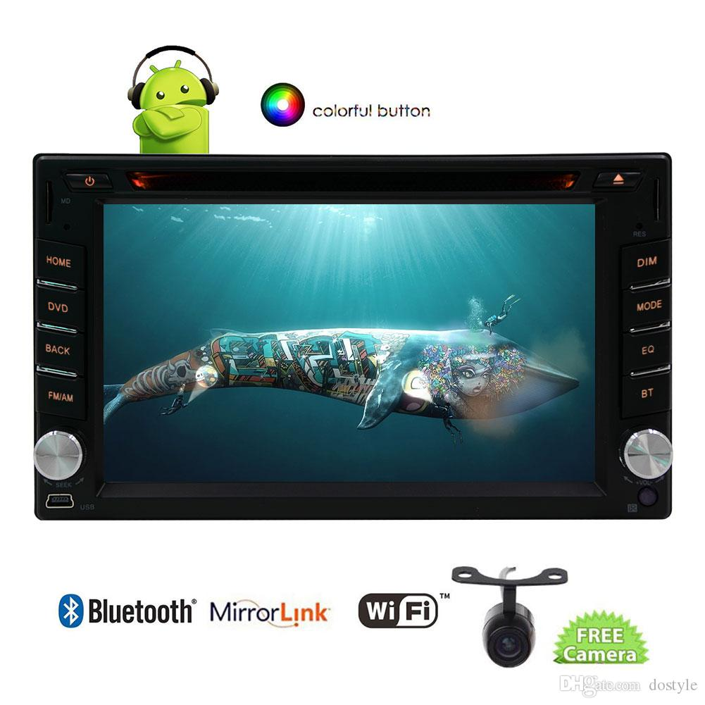 Car Stereo System Android 7 1 in Dash Octa Core Car dvd Player Radio Audio  Wifi APP, Music,Video Mirrorlink GPS Navigator Entertainment