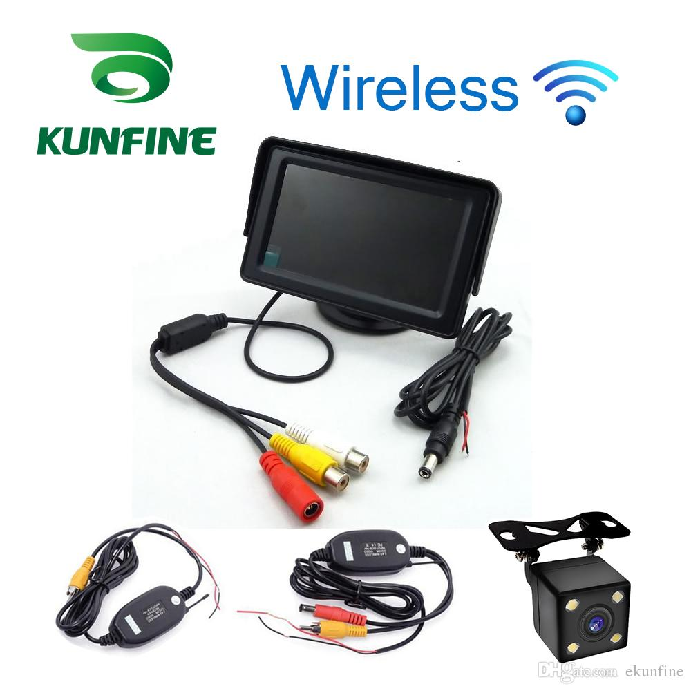 wireless car styling 4 3 inch tft lcd screen car monitor display for rh dhgate com