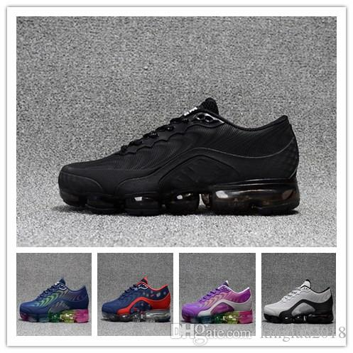 cheap best discount clearance store 2018 Vapormax TPU Running Shoes For Men Casual Sneakers Women Sports Shoes Outdoor Athletic Hiking Jogging Sneakers 36-46 outlet order online NiTKXqG