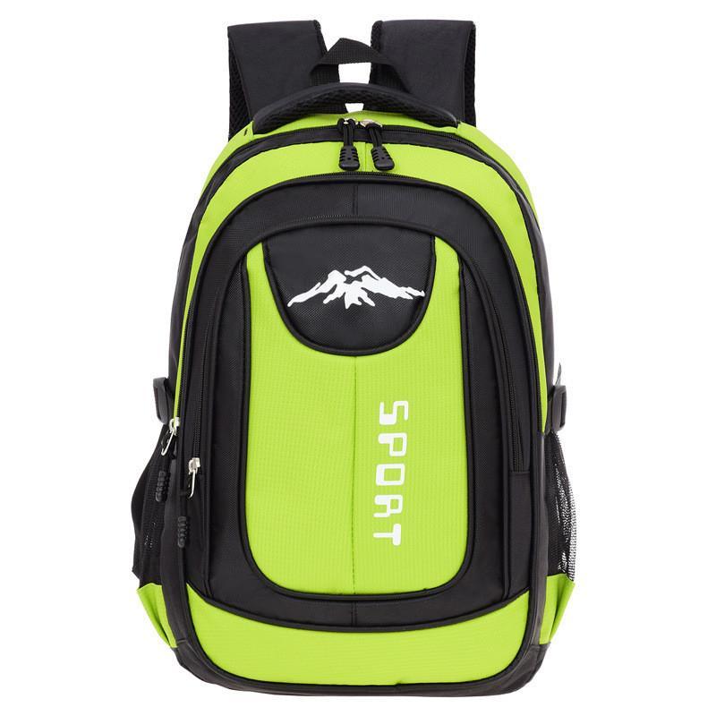 2018 Waterproof Nylon Patchwork School Bags for Boys Girls School ... 6ab082afbf6c2