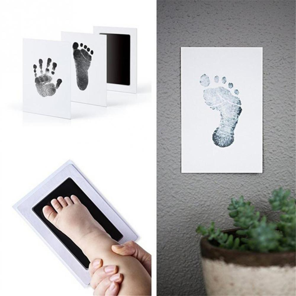 Hand Footprint Makers Baby Souvenirs Baby Handprint Footprint