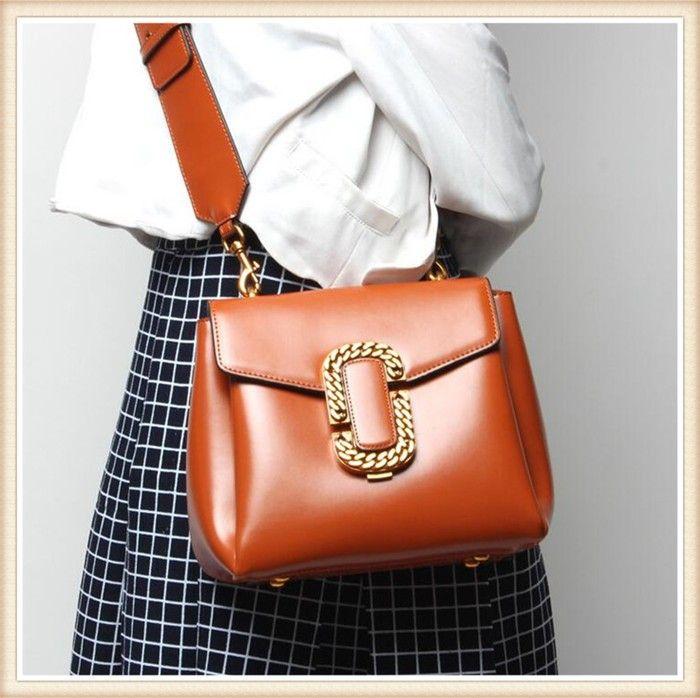 2018 Spring Season Luxury Fashion Woman Shoulder Bag High Quality Trendy  Women Bag Real Leather Handbag White Handbags Wholesale Bags From  Caboli leather b00d8649894f1