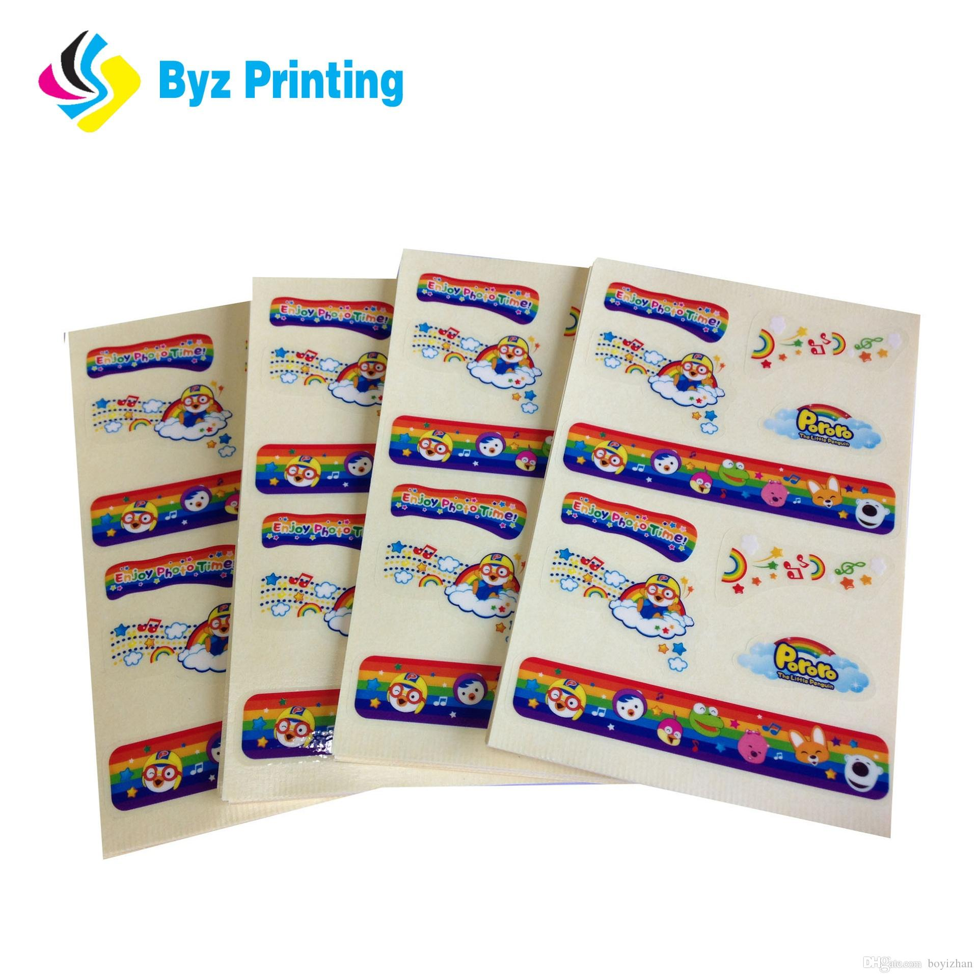 2019 china cheap waterproof pvc personalized decal print kiss die cut vinyl custom stickers from boyizhan 0 04 dhgate com