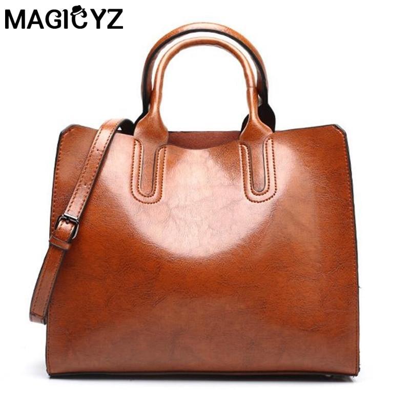 1c07f4d34850 Women Leather Handbags Big Bag High Quality Casual Female Bags Trunk Tote  Spanish Brand Shoulder Bag Ladies Large Bolsos Handbag Wholesale Womens  Bags From ...