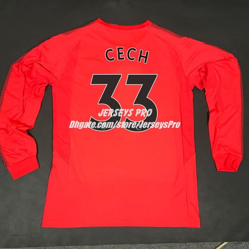 Maillot THIRD Arsenal Petr Cech