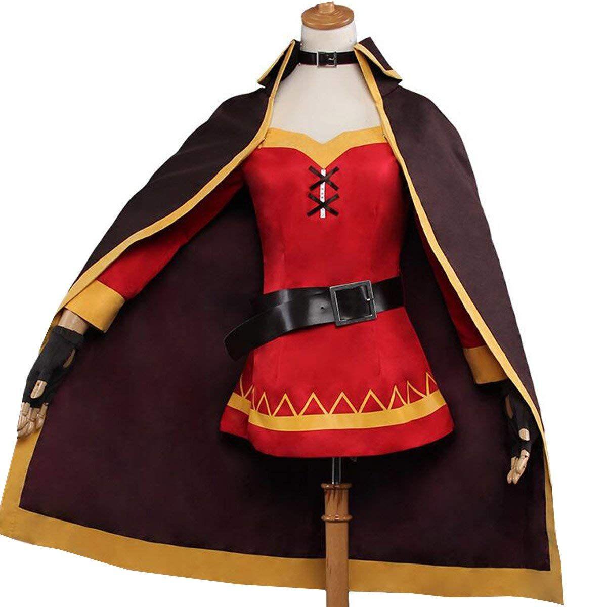 megumin konosuba god's blessing on this wonderful world magic girls
