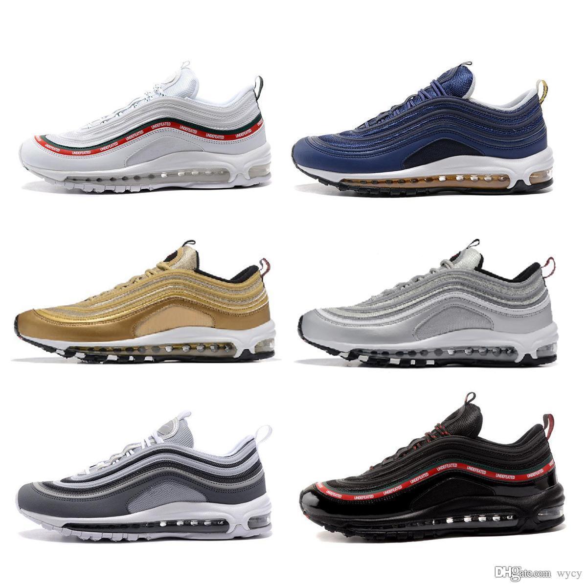 Uomini Airmax Scarpe Air All'ingrosso Scarpe 97 97 Di Plastica Max Mercato Moda Vendita Da Da A Nike Kpu Acquista Cuscino Buon Calda Nuovi Scarpe Ginnastica w4gqIxzRn5